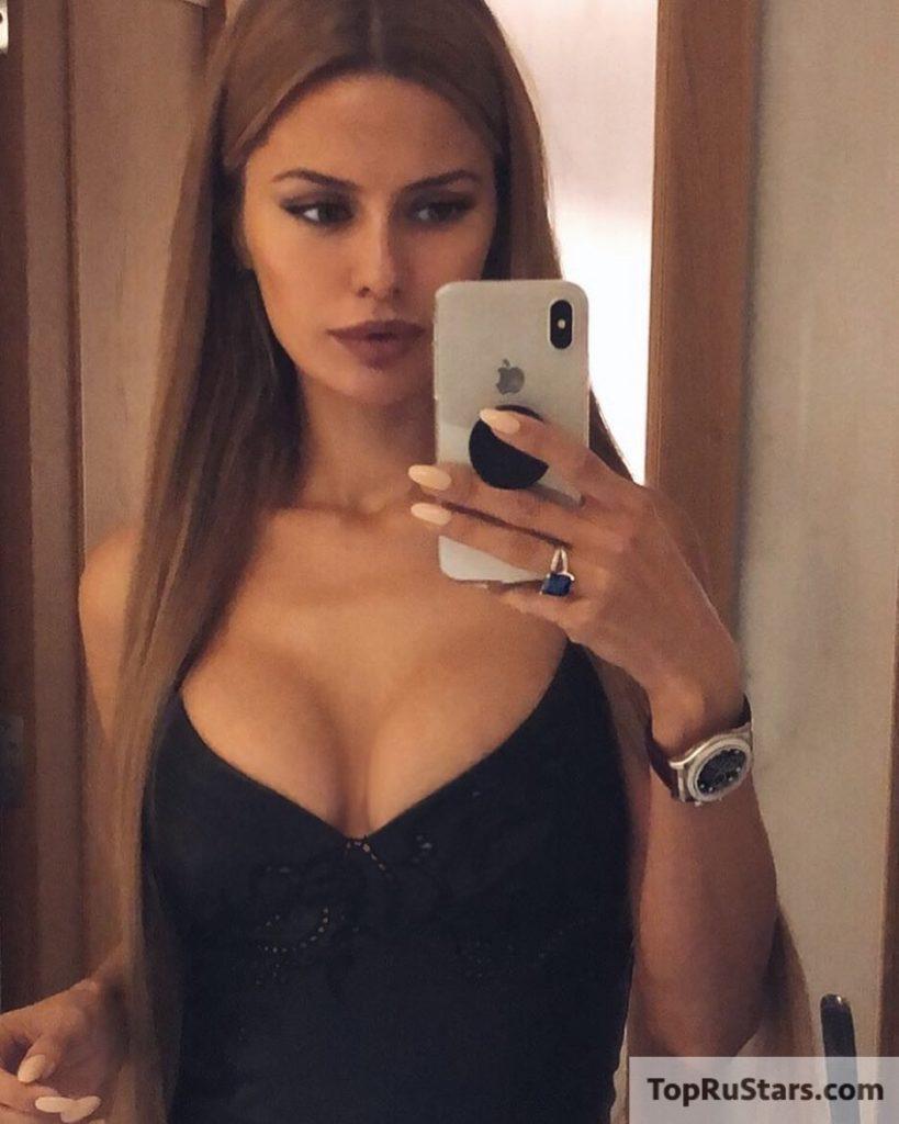 Голая Виктория Боня Фото