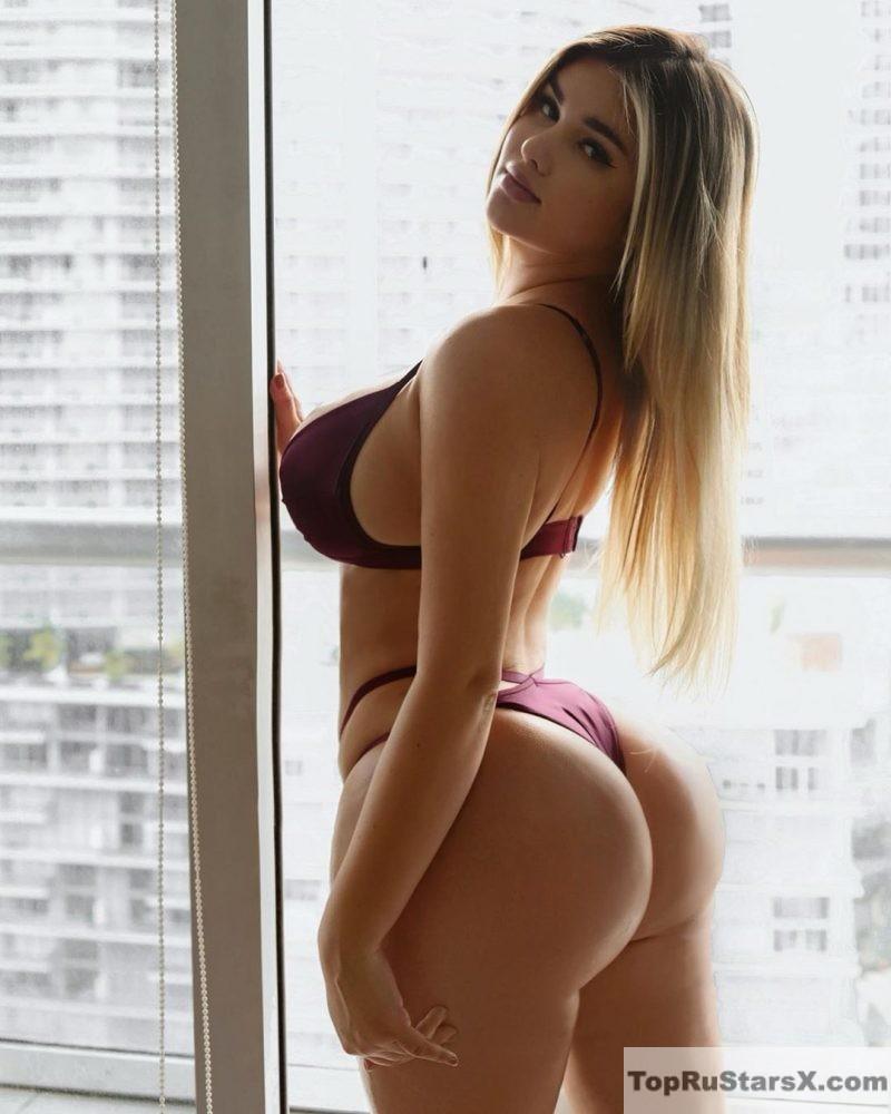 Голая Анастасия Квитко