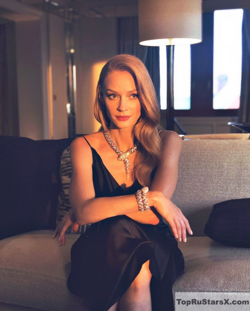 голая Светлана Ходченкова