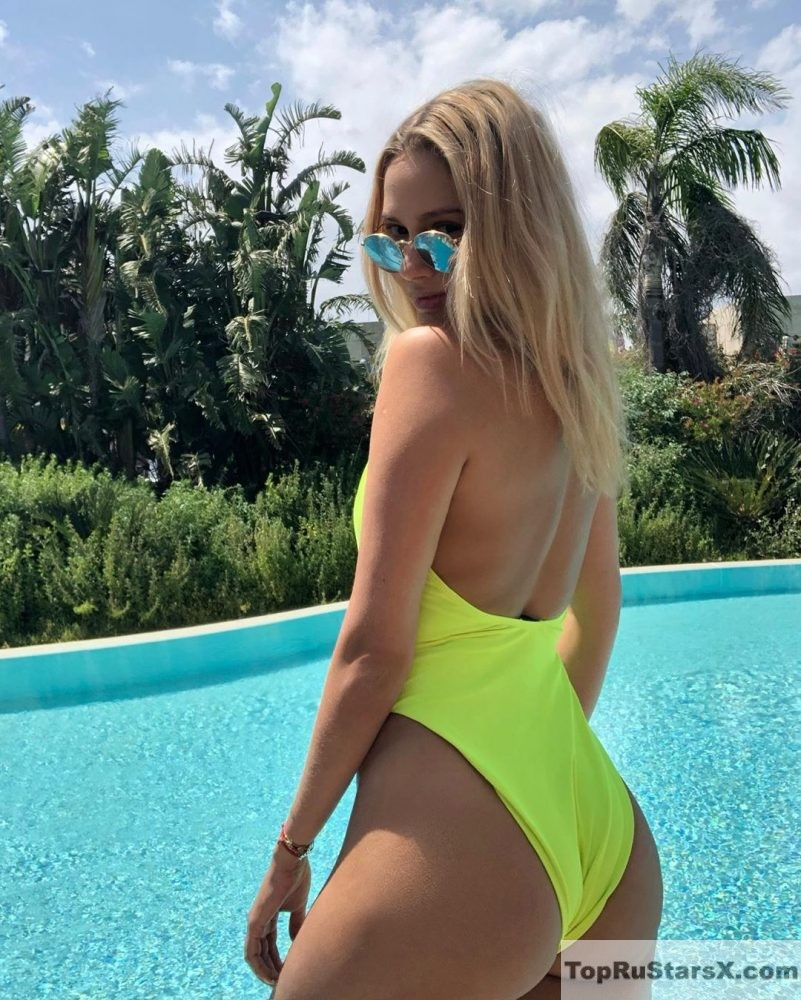 голая Наталья Рудова